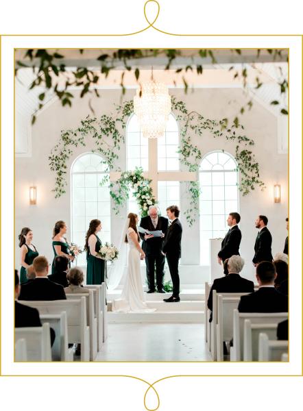 Full Service Wedding Planning