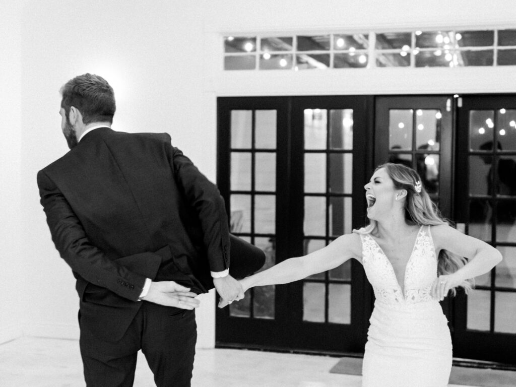 Married Couple First Dance